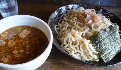つけ麺『HERO』ときわ台は東武東上線