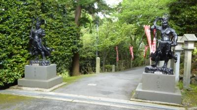 岩間寺 仁王像