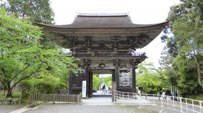 三井寺 正門(裏)