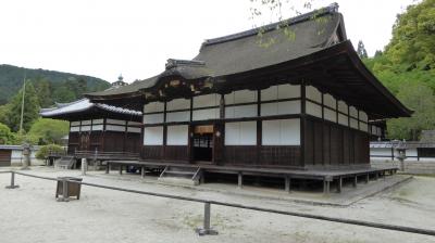 三井寺 光浄院客殿