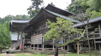 松尾寺 本堂