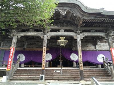 成相寺 本堂