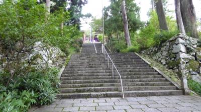 成相寺 階段