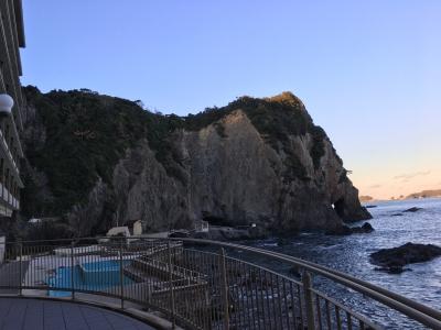 ホテル浦島 海岸