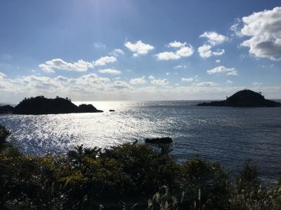 陸の黒島 沖の黒島