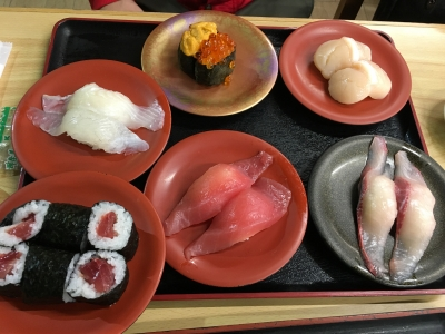 とれとれ市場 寿司