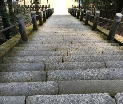 一乗寺 階段