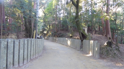 円教寺 参道