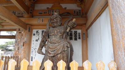 総持寺 金剛力士像