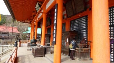 勝尾寺 本堂