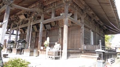 穴太寺 本堂内