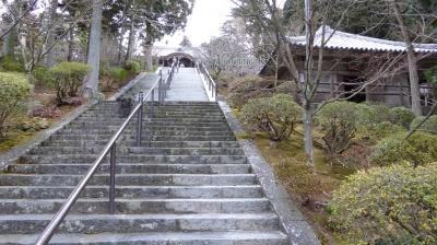 播州清水寺 階段