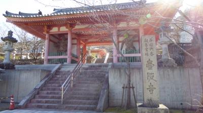 壷阪寺 仁王門