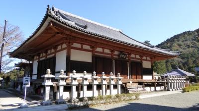 壷阪寺 禮堂