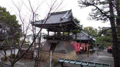 葛井寺 鐘楼