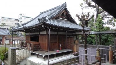 葛井寺 護摩堂
