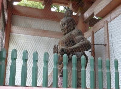 葛井寺 仁王像