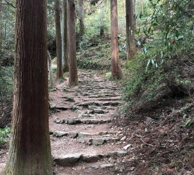 施福寺 山道3