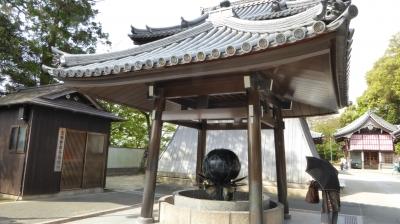 中山寺 手水舎