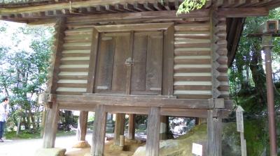 石山寺 経蔵
