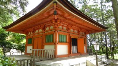 石山寺 心経堂