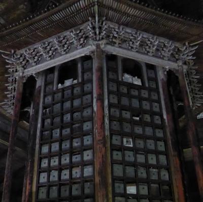 三井寺 八角輪蔵