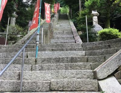 宝厳寺 階段