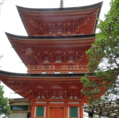 宝厳寺 三重塔