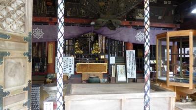 松尾寺 本堂内部