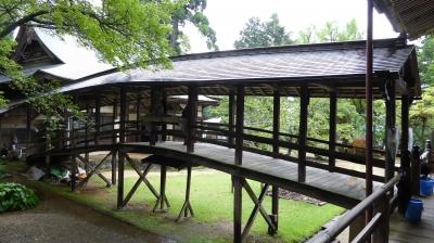松尾寺 廊下
