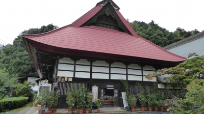 松尾寺 納経所