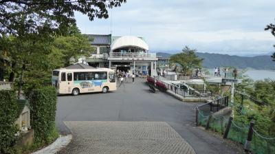 成相登山バス