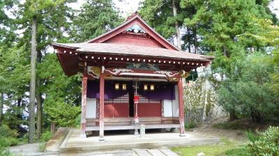 成相寺 観音堂
