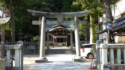 城崎 西所神社