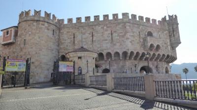 ポルトヨーロッパ 城