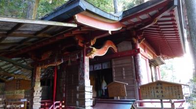 熊野那智大社別宮飛龍神社(世界遺産