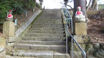 菩提寺 階段