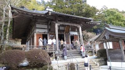 菩提寺 花山法皇殿(本堂)
