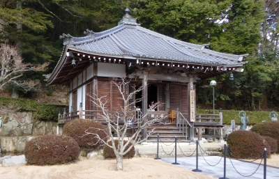 菩提寺 薬師堂(本堂)