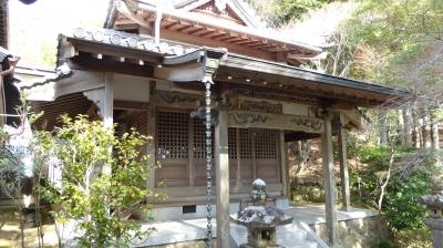 菩提寺 荒神堂