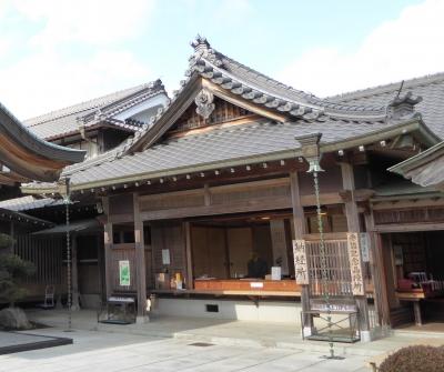 菩提寺 納経所