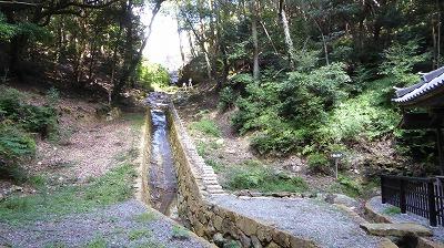 701賽の河原登り口