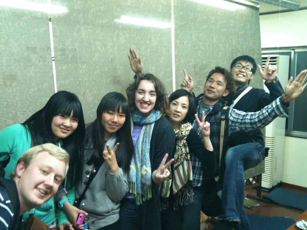 第5回 SCHOOL OF YUKSの風景 新しくTOMOちゃん参加