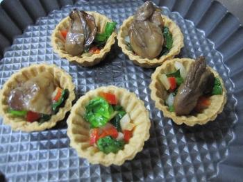 マルイチ商店牡蠣のオイル漬け