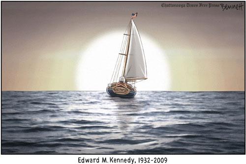 ケネディー船出・いつもながらこ...