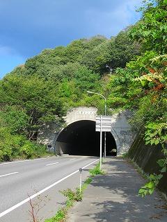 内津トンネル