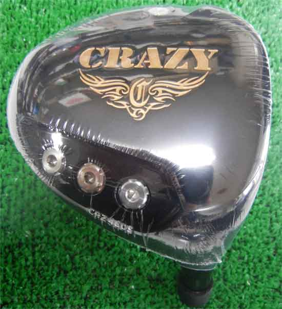 Crazy CRZ 460Sドライバー