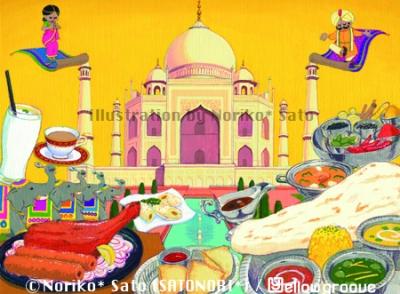 9月カレンダー_インド