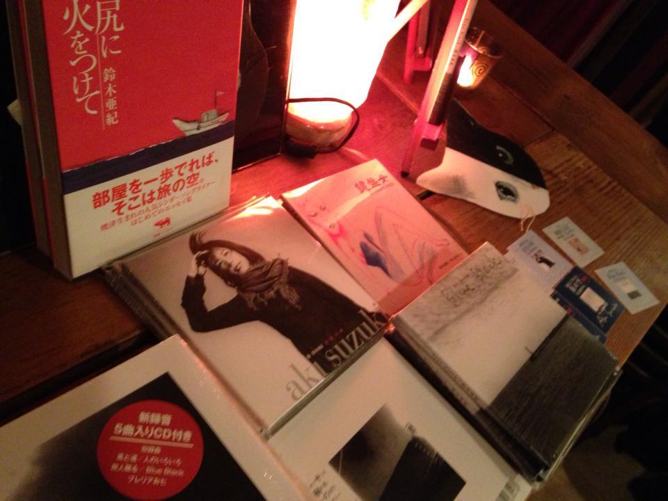 鈴木亜紀 cd