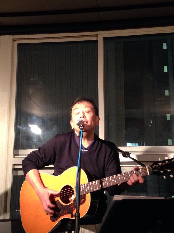 斉藤哲夫・リハーサル